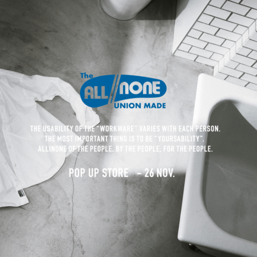 """allinone"" POP UP STORE"